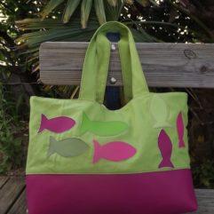 Les sacs cabas poisson