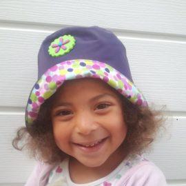 chapeau pluie enfant