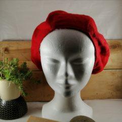 beret femme lainage