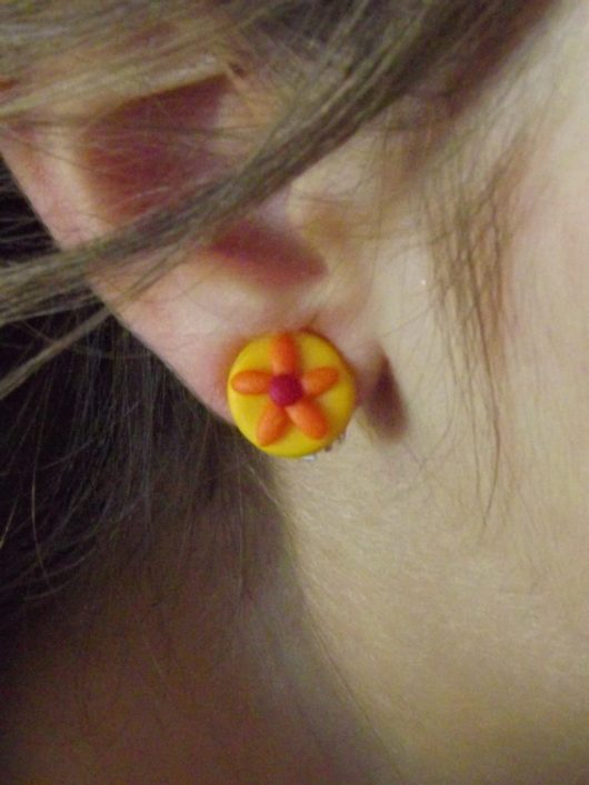 boucles d'oreilles enfant clous ou clips